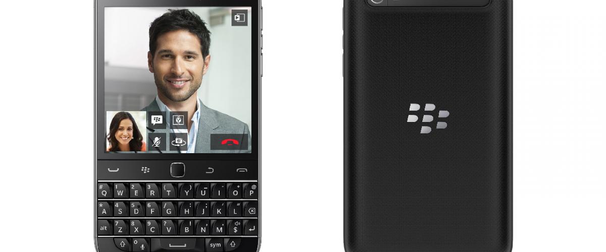 Blackberry classic release date in Perth
