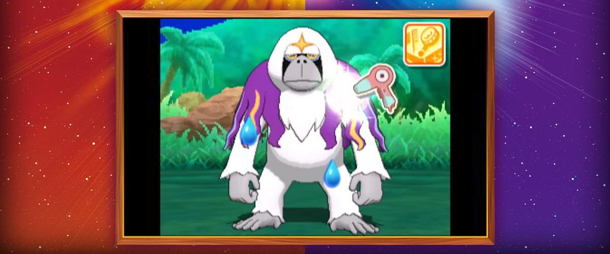 Pokemon Sun and Moon adds grooming for your little monsters