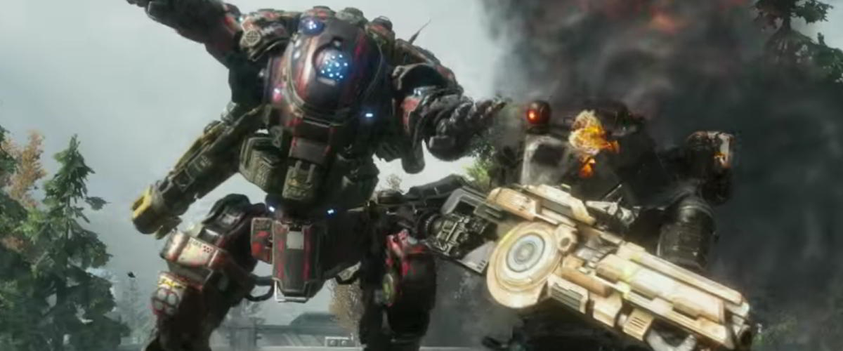 Titanfall 2 release date