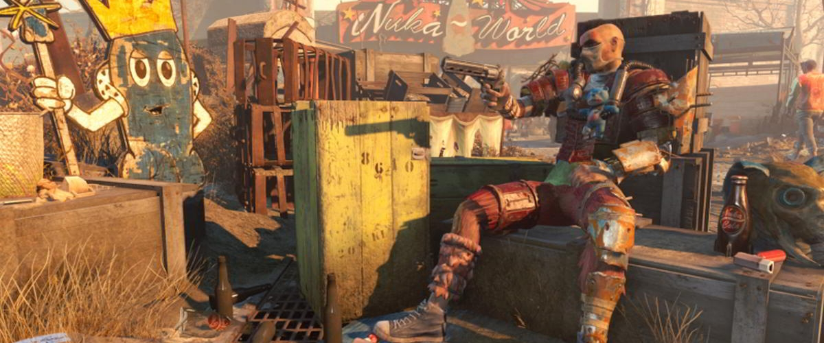 Fallout 4 1 8 update out now on Xbox One