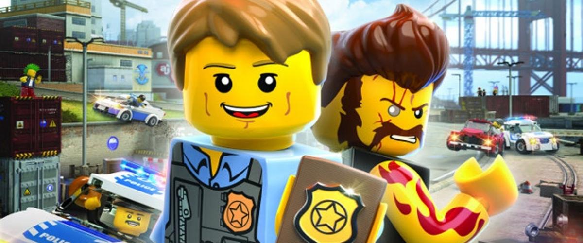 LEGO CITY Undercover llegará el próximo 7 de abril