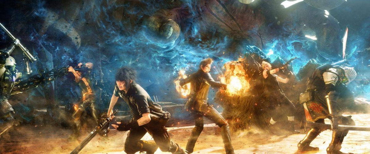 Final Fantasy 15: How to Get the Five Legendary Weapons ...