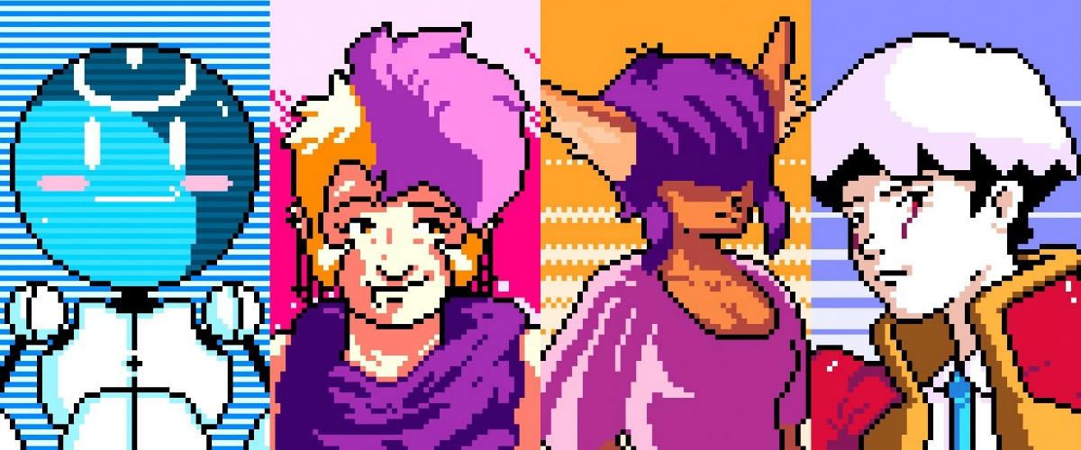 nintendo switch ports : 2064 read only memories