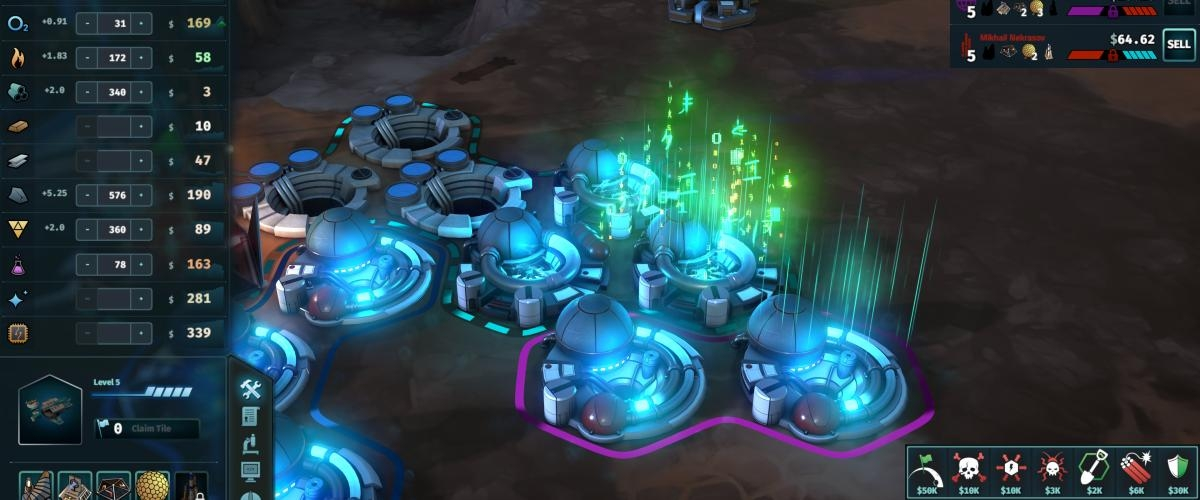 Offworld trading company adds blue chip ventures dlc for Trading group