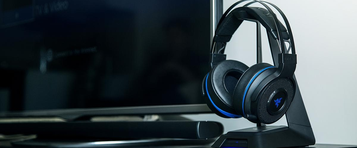 Razer Launches New Thresher Gaming Headset For Ps4 And