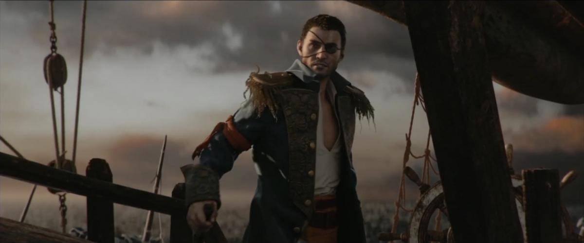 Skull And Bones Video Game 2018 Ubisoft: E3 2017: Ubisoft Reveals Skull And Bones
