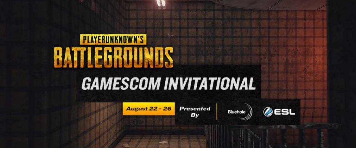 First Pubg Invitational Will Take Place At Gamescom In: Gamescom PUBG Invitational Announced, Will Have $350k