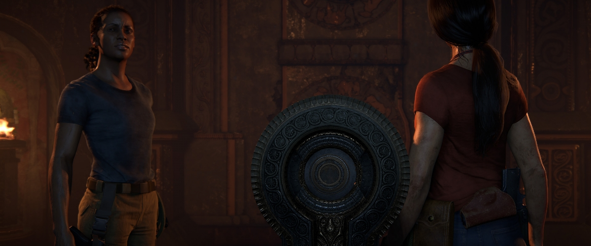 Uncharted The Lost Legacy Shadow Puzzle Solution Shacknews