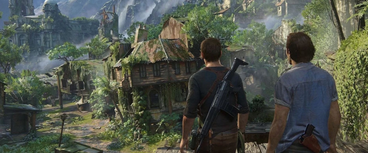 Uncharted Series Ropeswings Into Sales Record Books