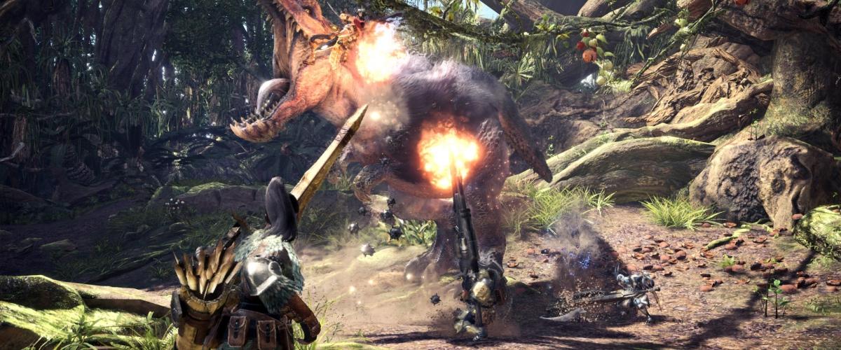 Is Monster Hunter World Cross Platform Shacknews