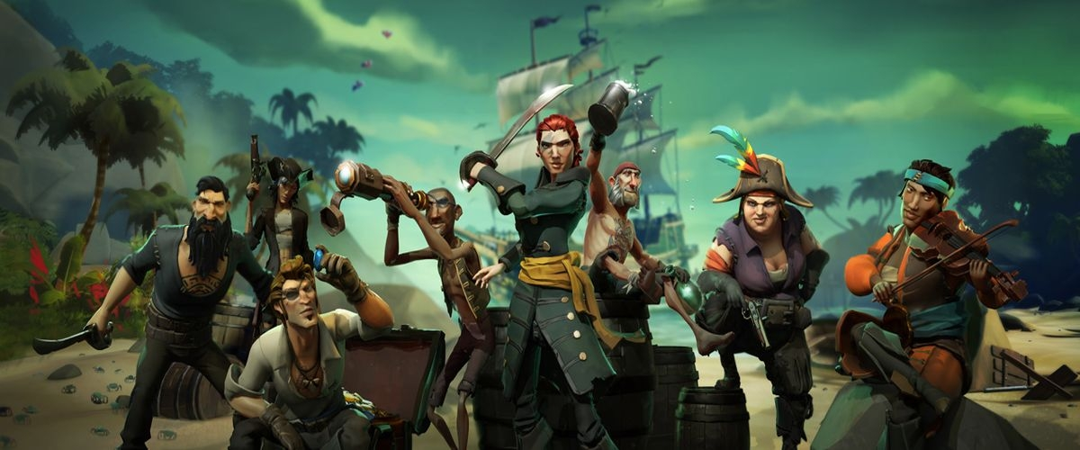 Rare Extends Sea of Thieves Closed Beta By Two Days ...
