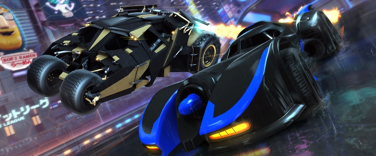 Rocket League DC Super Heroes DLC Pack Coming Soon With ...
