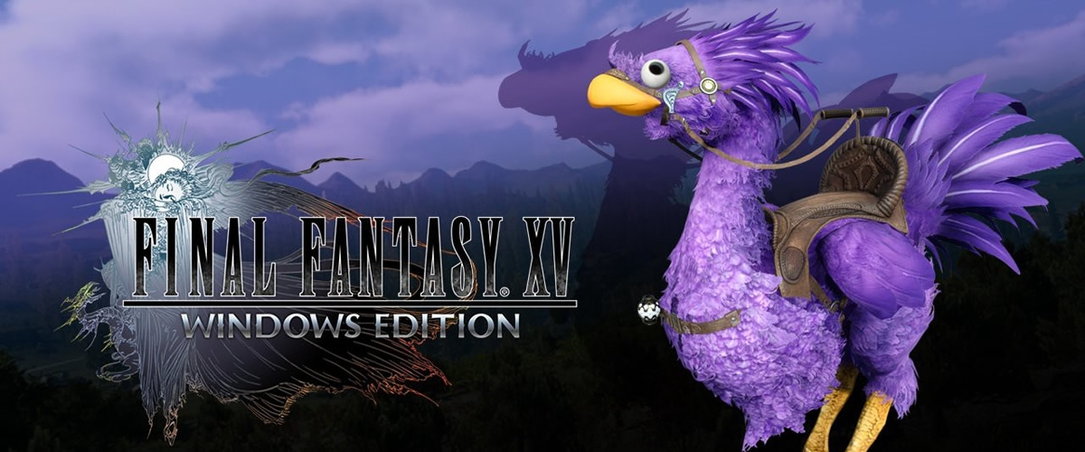 how to call chocobo ffxv pc