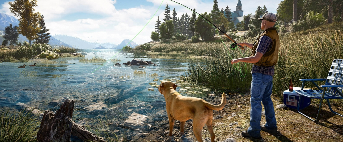 How to go fishing in far cry 5 shacknews for How to go fishing