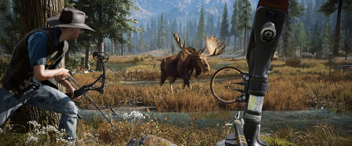 Best Guns And Weapons List Far Cry 5