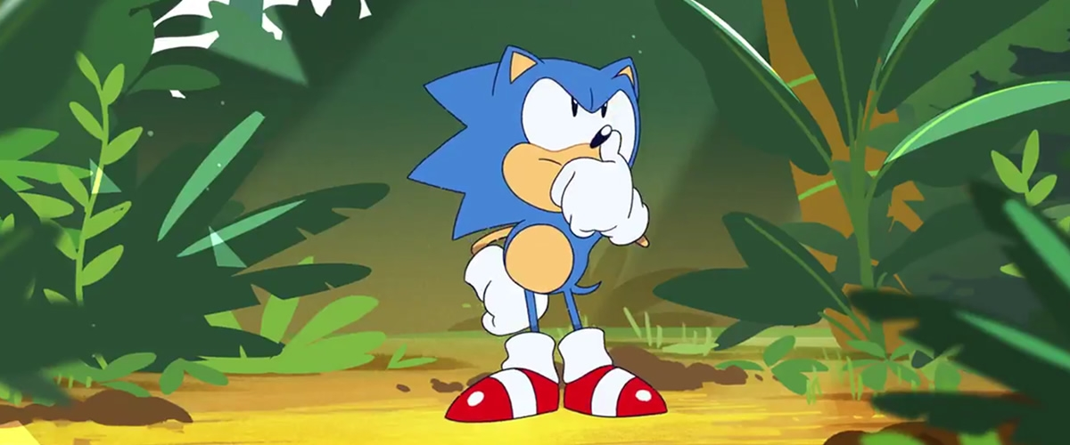 Sonic Returns in Super Fast Sonic Mania Adventures Part 1