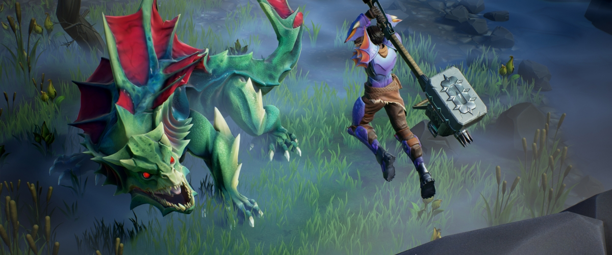 PAX East 2018: Dauntless Gameplay And Interview: More Than ...