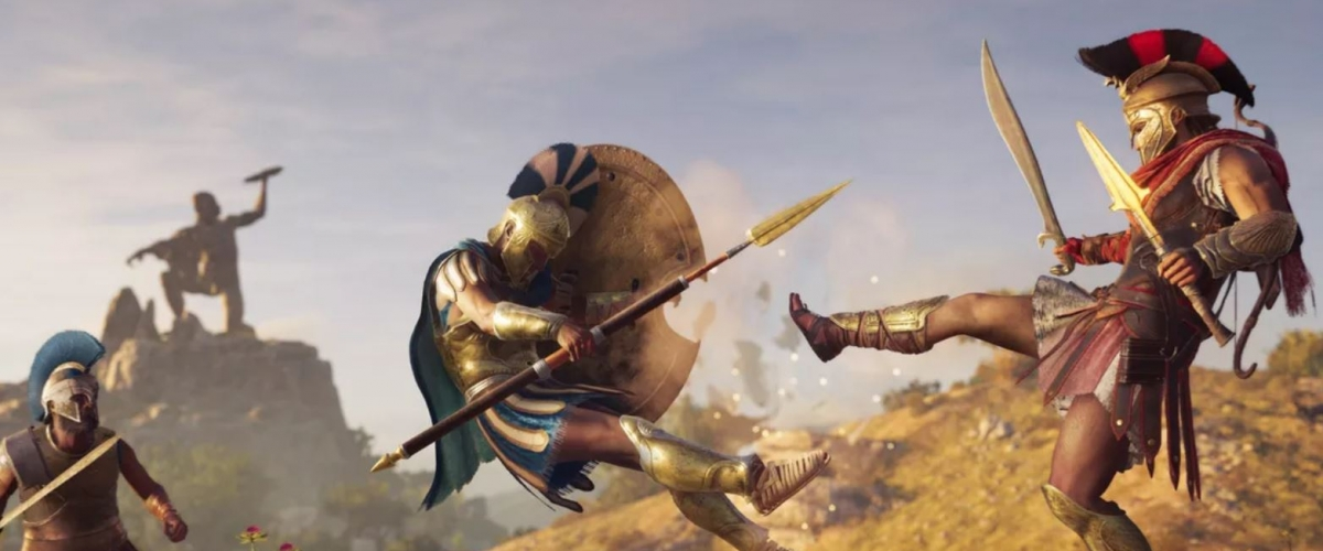 Assassin's Creed: Odyssey Interview: Extending Players An ...