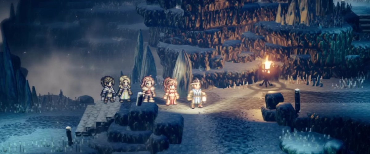 Octopath Traveler Review The Jrpg Switch Players Deserve