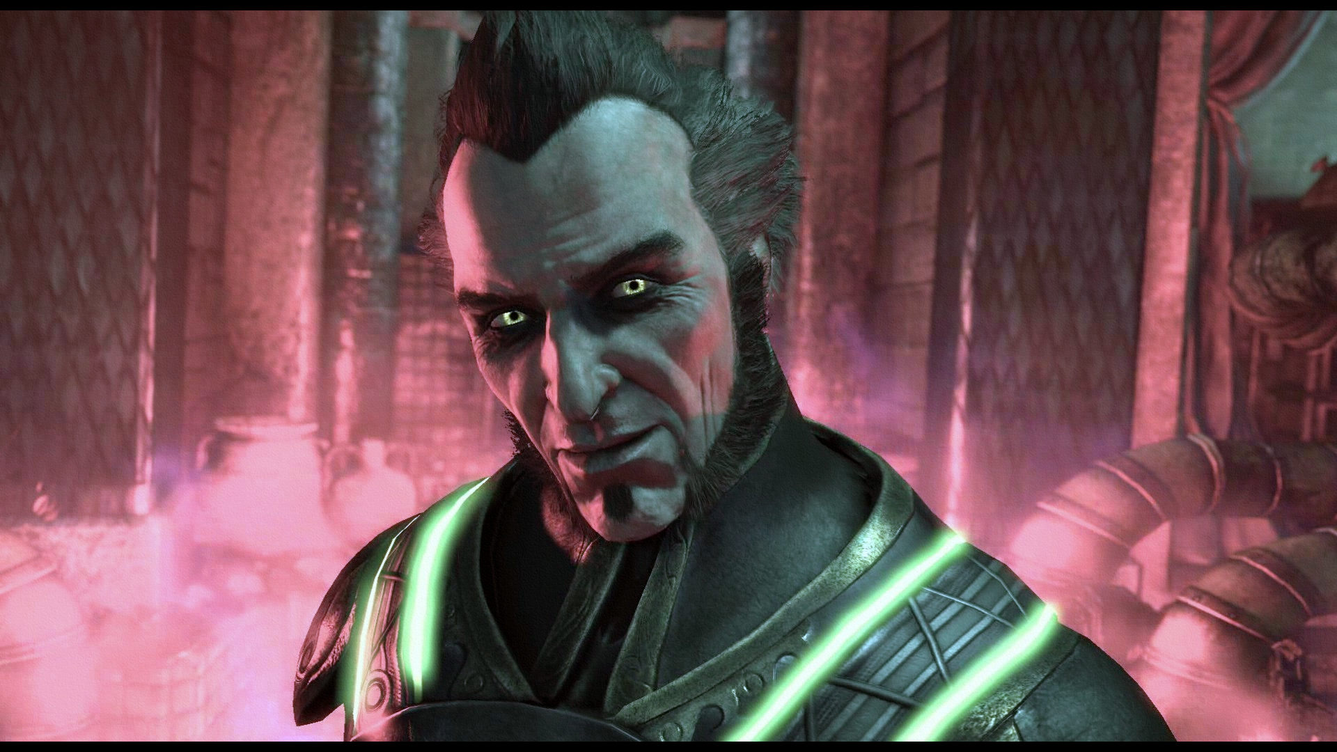 Batman: Arkham Knight - Who is the villain behind the mask?