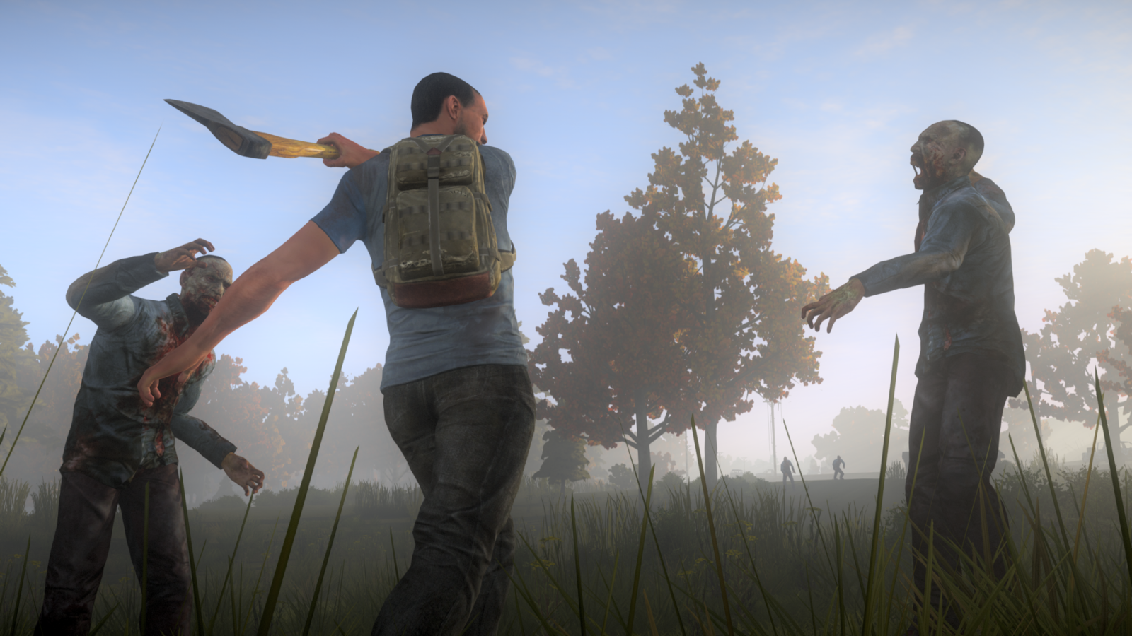 H1Z1 developers discuss Air Drops and future updates