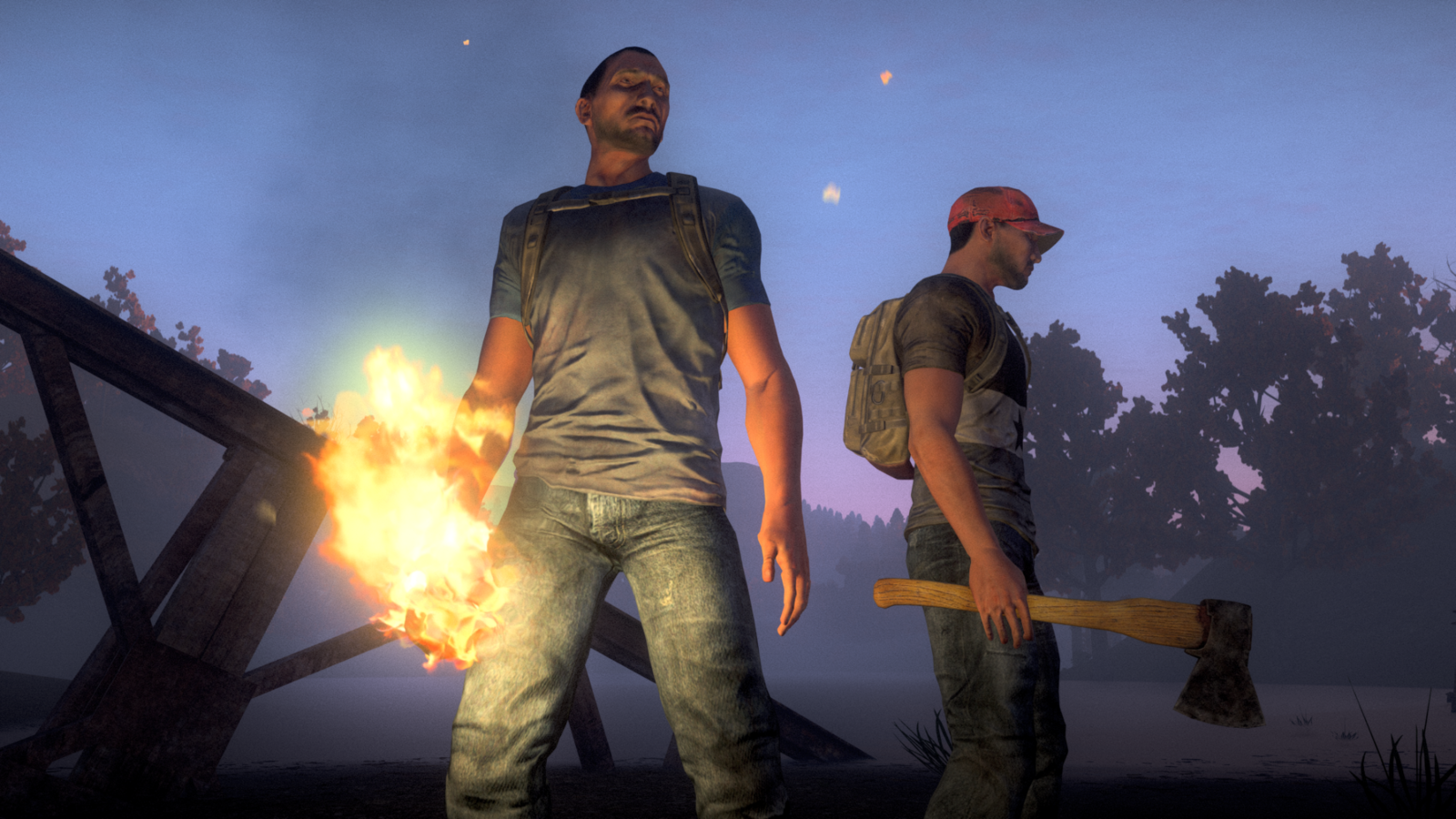 CrazyBlog: Download H1Z1 Full for free with multiplayer