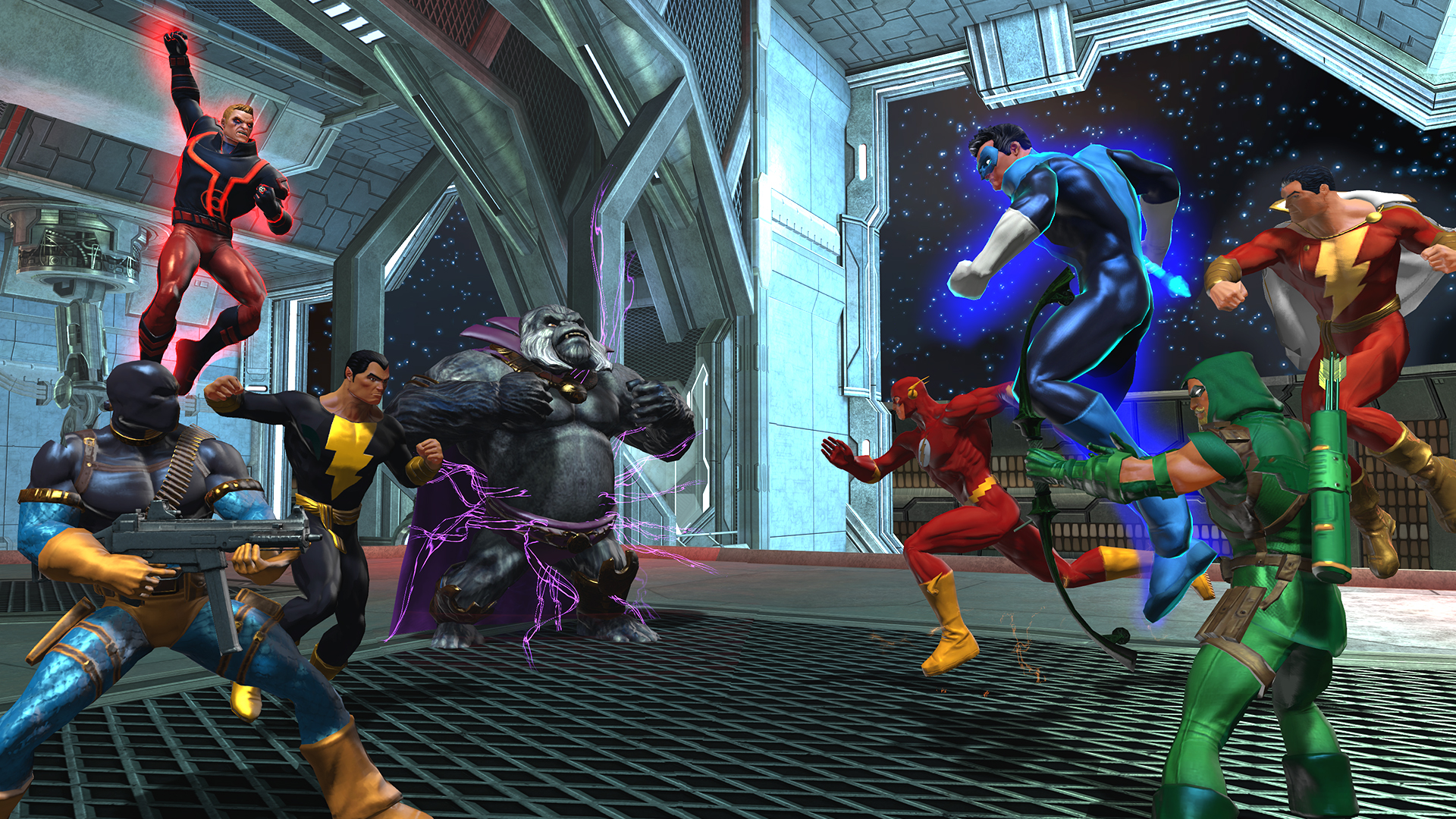 Amazon.com: dc universe online legends