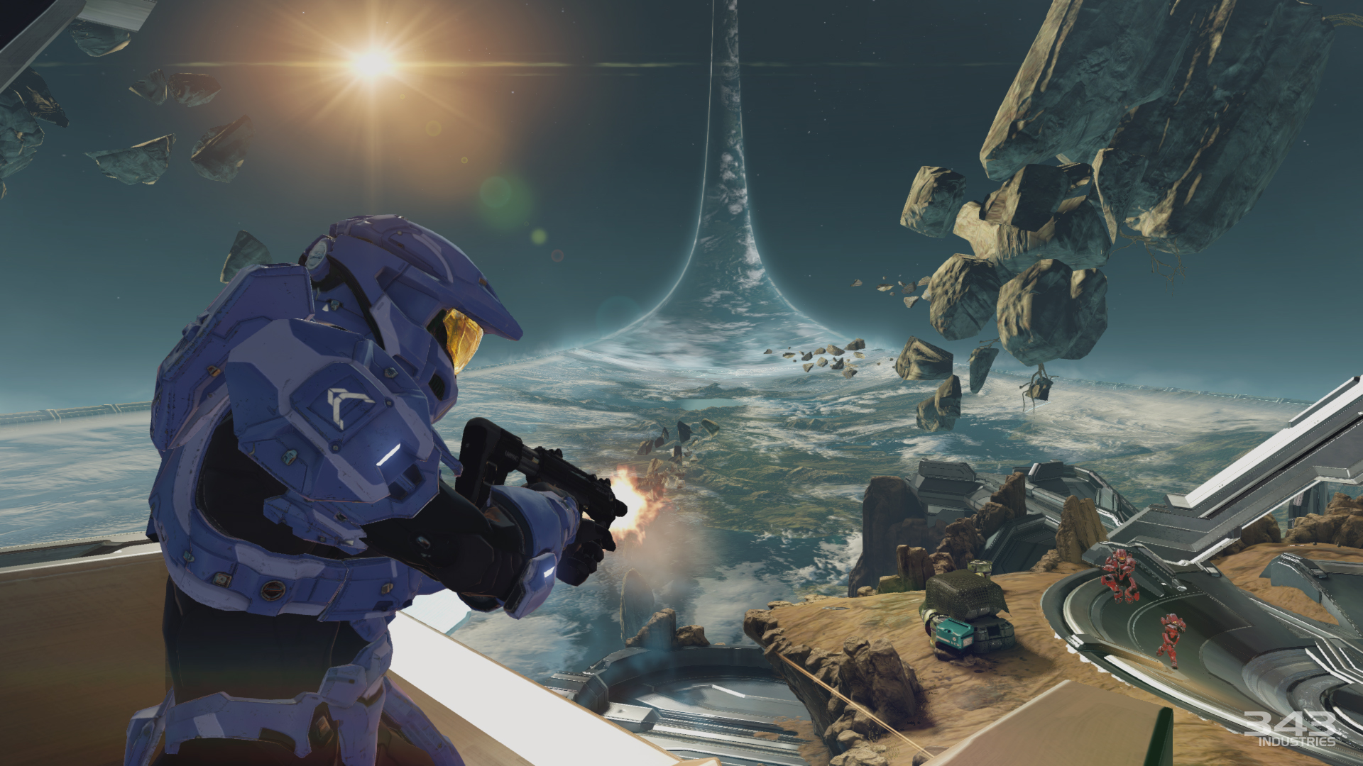 Sep 16, 2014 Halo: The Master Chief Collection preview - anniversary