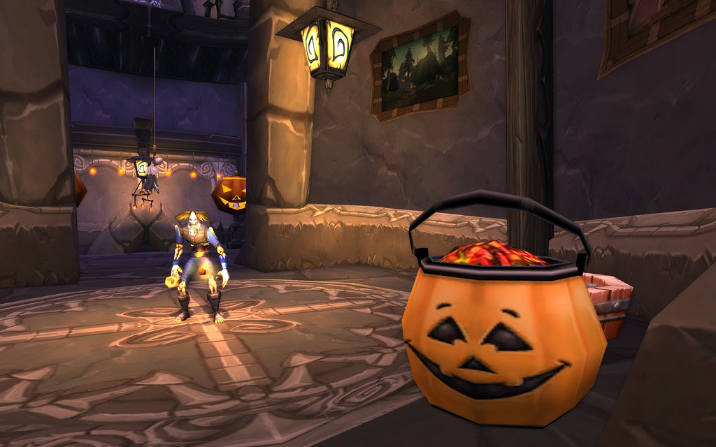 Trick-or-Treat! A brief guide to Halloween 2014 in games | Shacknews