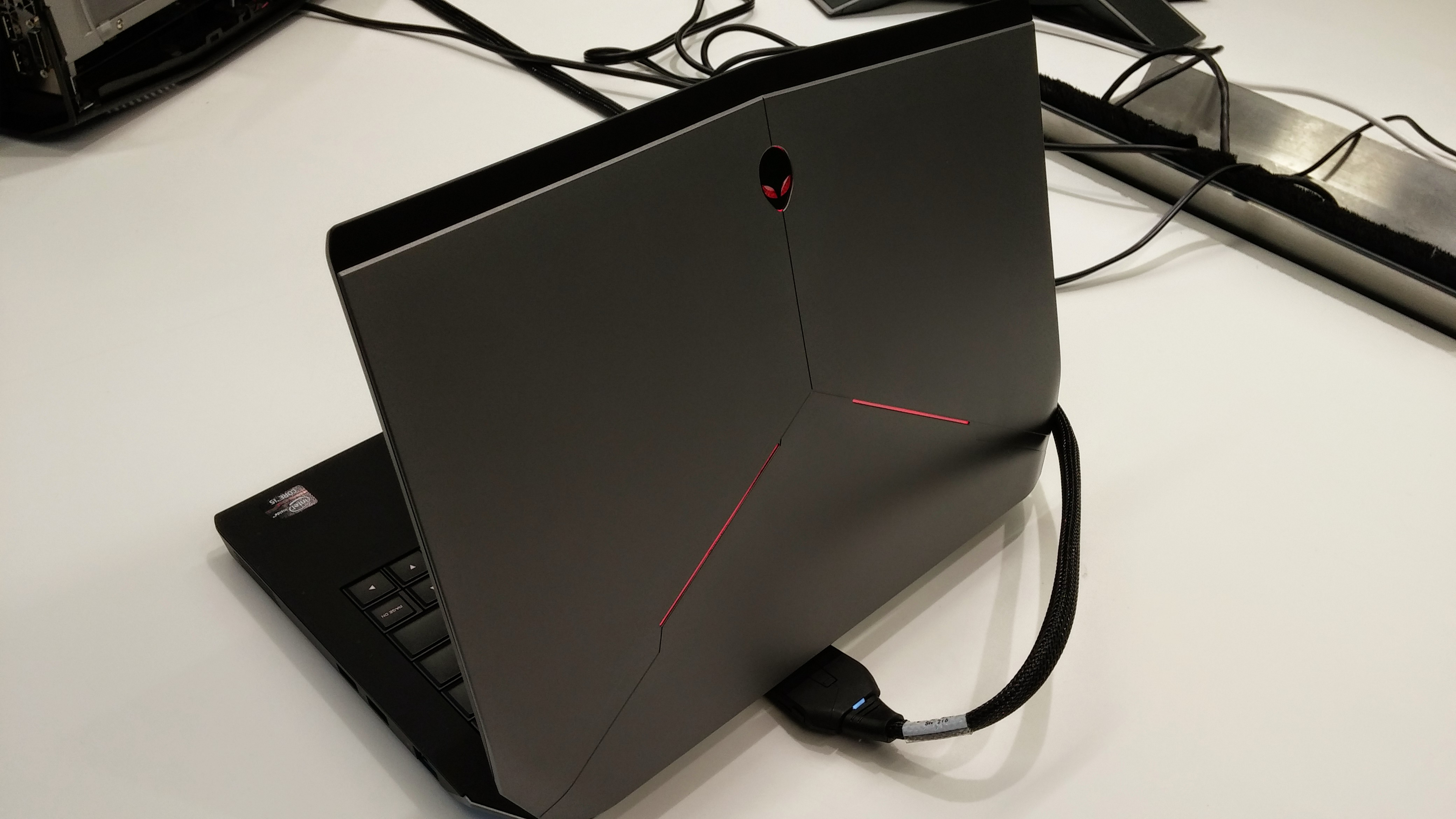 Alienware 13 And Graphics Amplifier Hands On Big Things