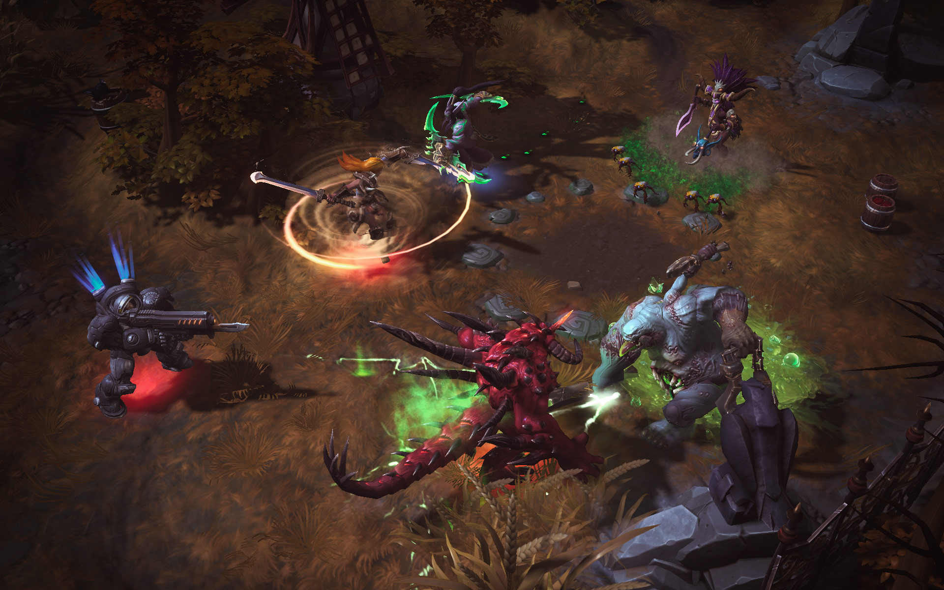 Opinion: How Heroes of the Storm and Infinite Crisis Shakes Up the MOBA World