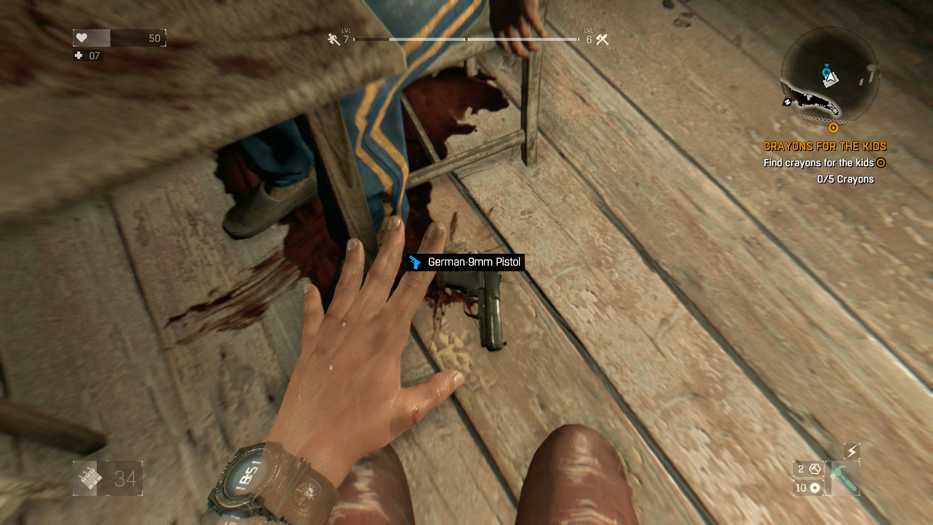 Dying Light How To Find A Gun