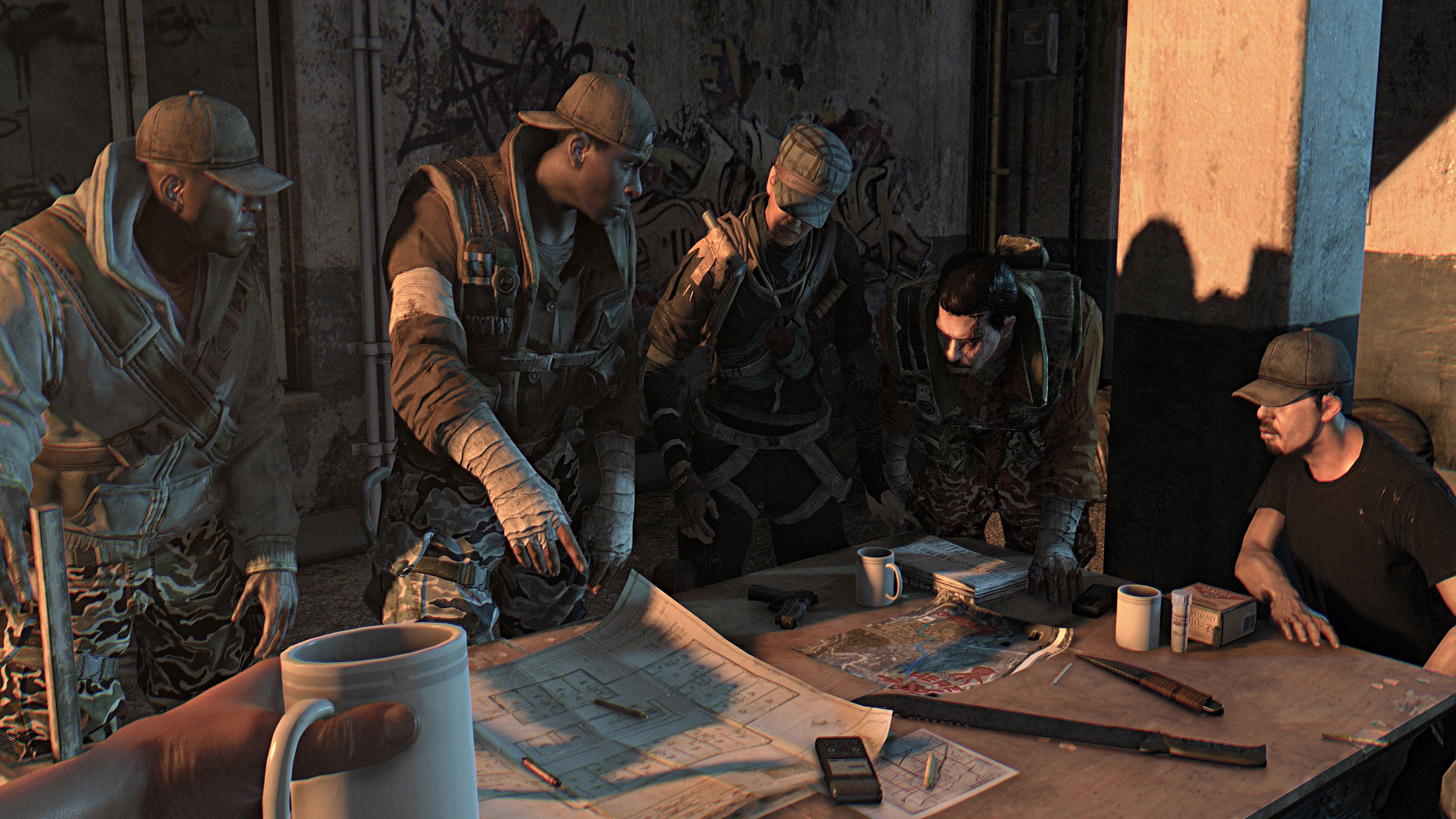 how to get any quest in dying light