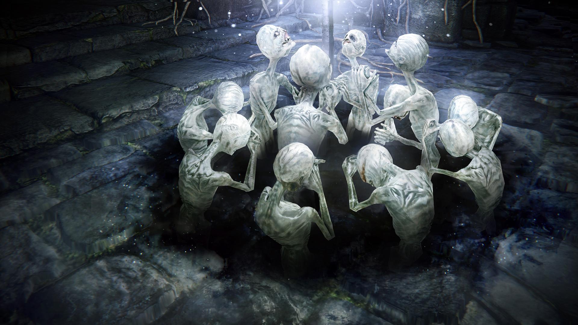 Dark souls 2 pvp com full havel maycon bahamut - 2 1