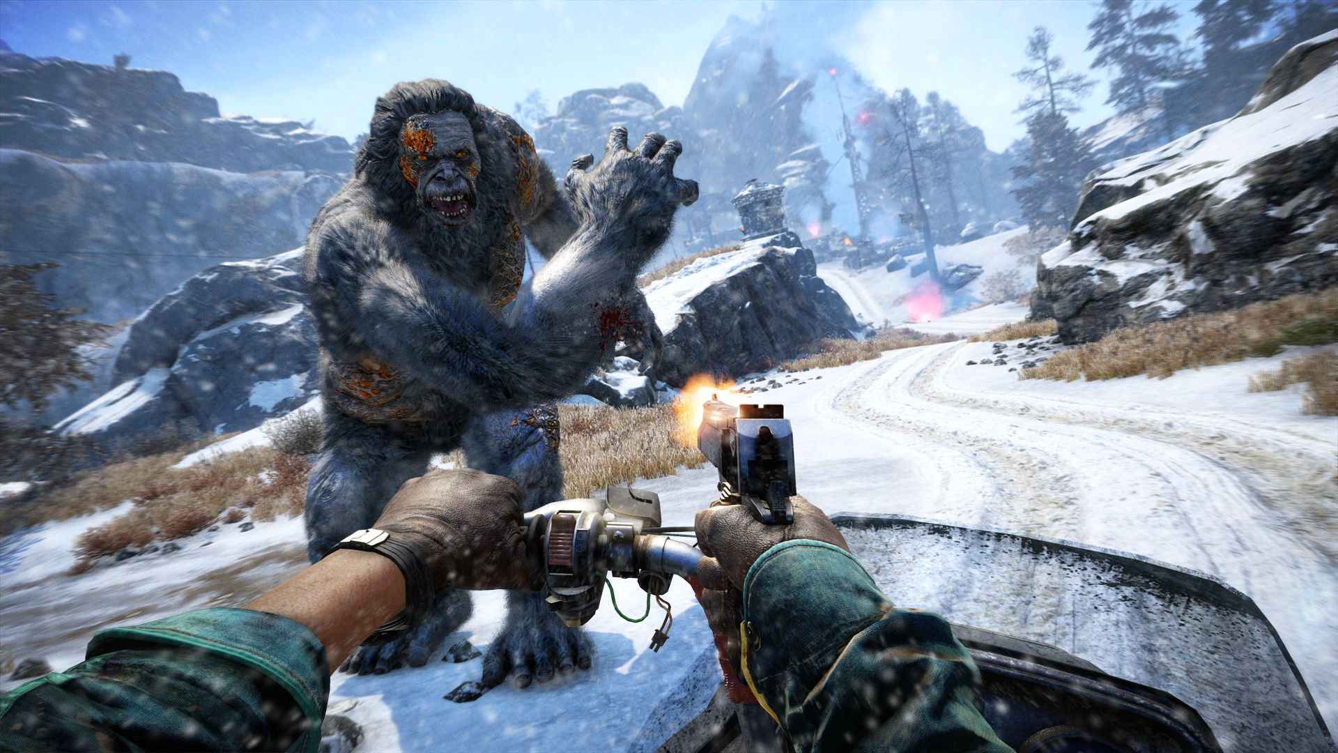 Far Cry 4 Valley of the Yetis Review: Monsters Wander Here ...