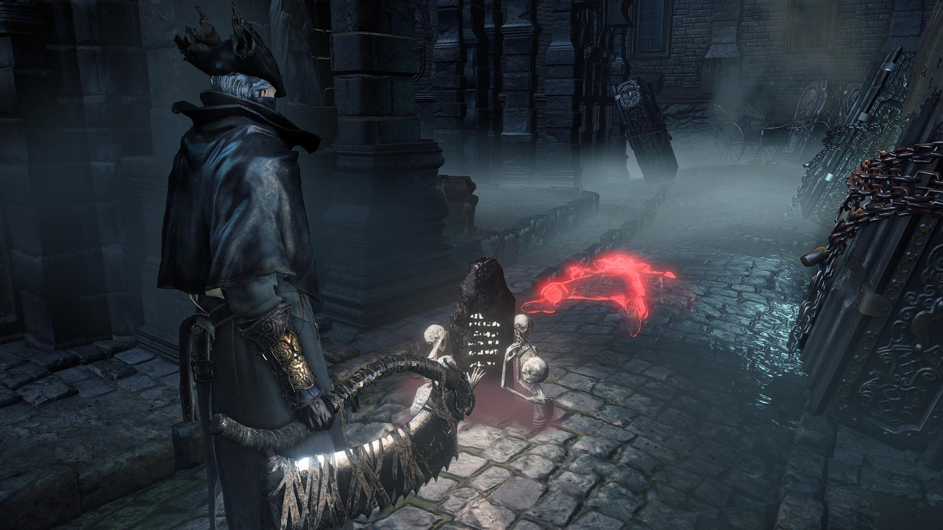 Walkthrough - Bloodborne Wiki Guide - IGN