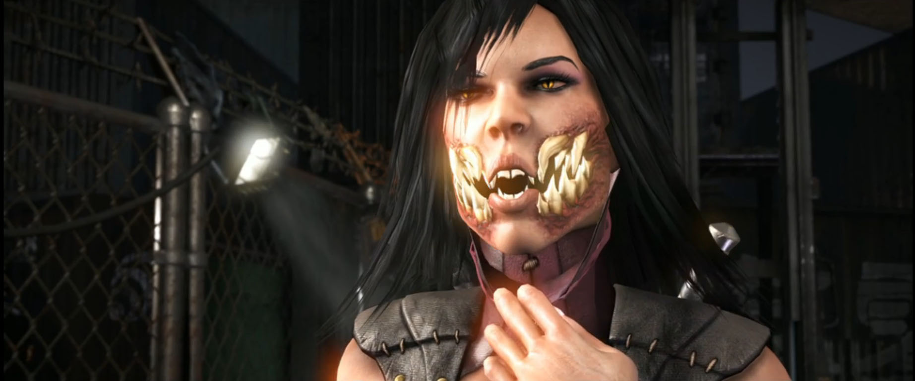 Mortal Kombat X Reveals The Faces Of Mileena Takeda And Kung Jin