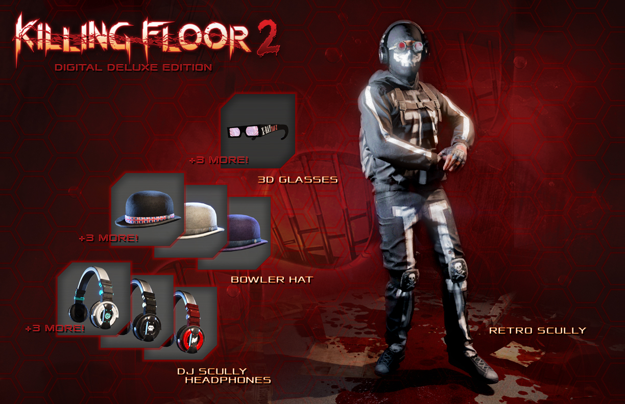 Amazing Tripwire Is Also Tossing In The Original Killing Floor Game With Purchase,  In Case There Isnu0027t Enough Killing Floor 2 Content To Play With.
