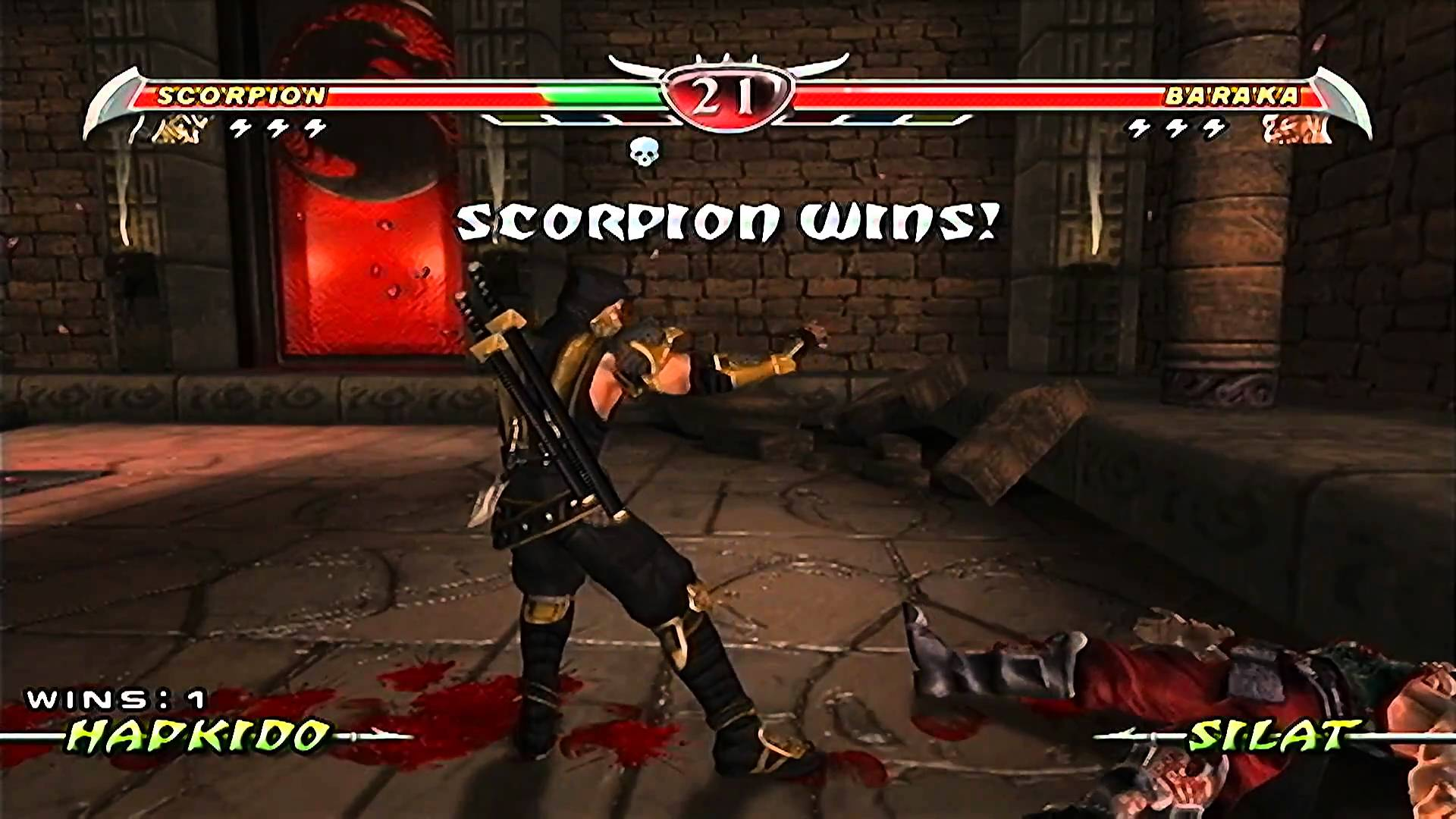 Скачать игры mortal kombat deception на компьютер