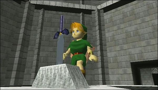 Master Sword (The Legend of Zelda)