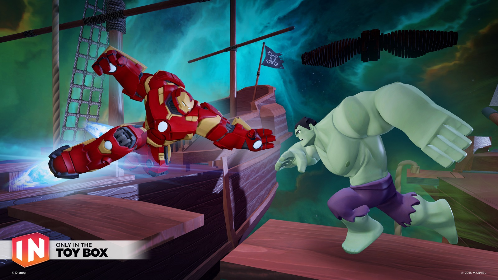 Disney Infinity 3 0 Debuts With Star Wars This Fall