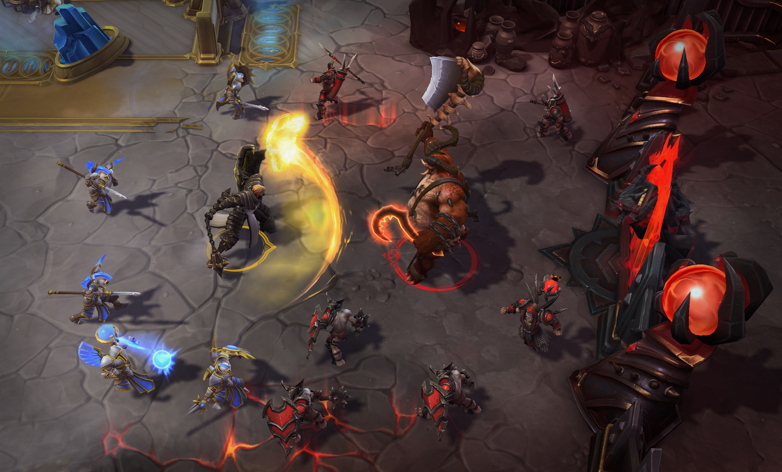 Heroes Of The Storm Will Keep Butchers Reputation Intact By Making Him An Extremely Formidable Melee Assassin Who Can Add To His Attack Power