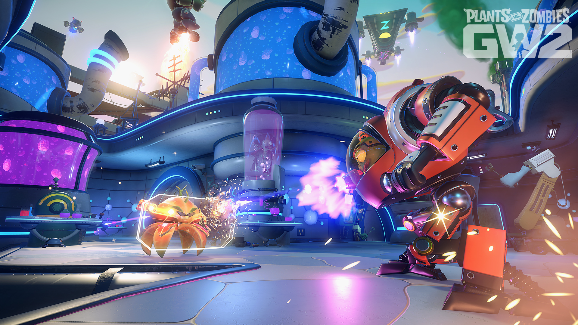 Plant Vs Zombies Garden Warfare 2 PC