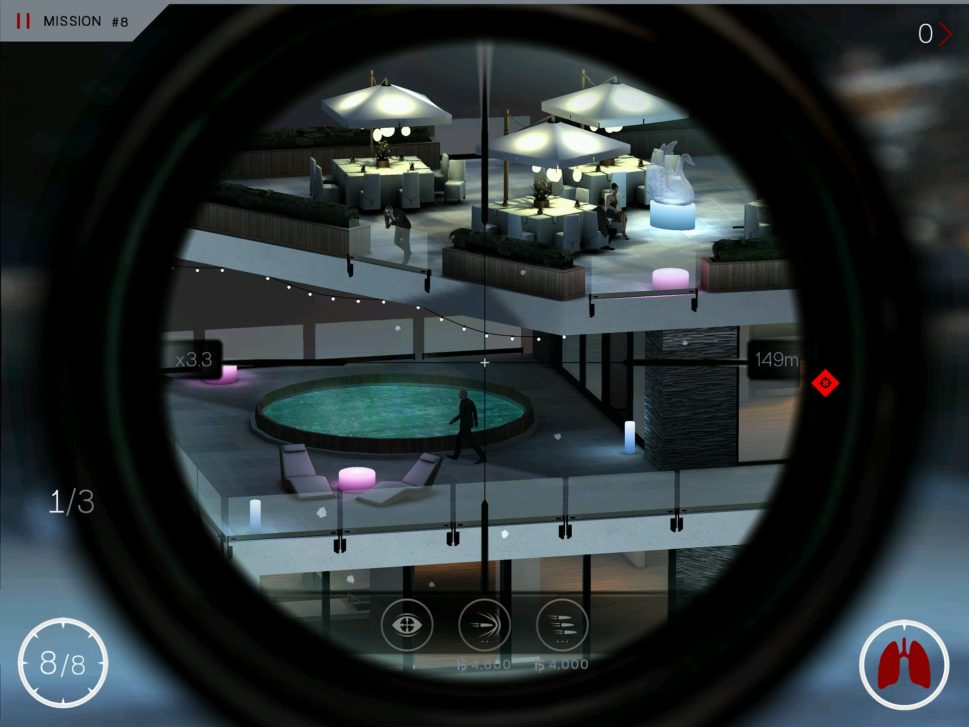 Hitman: Sniper hands-on impressions: itchy trigger finger
