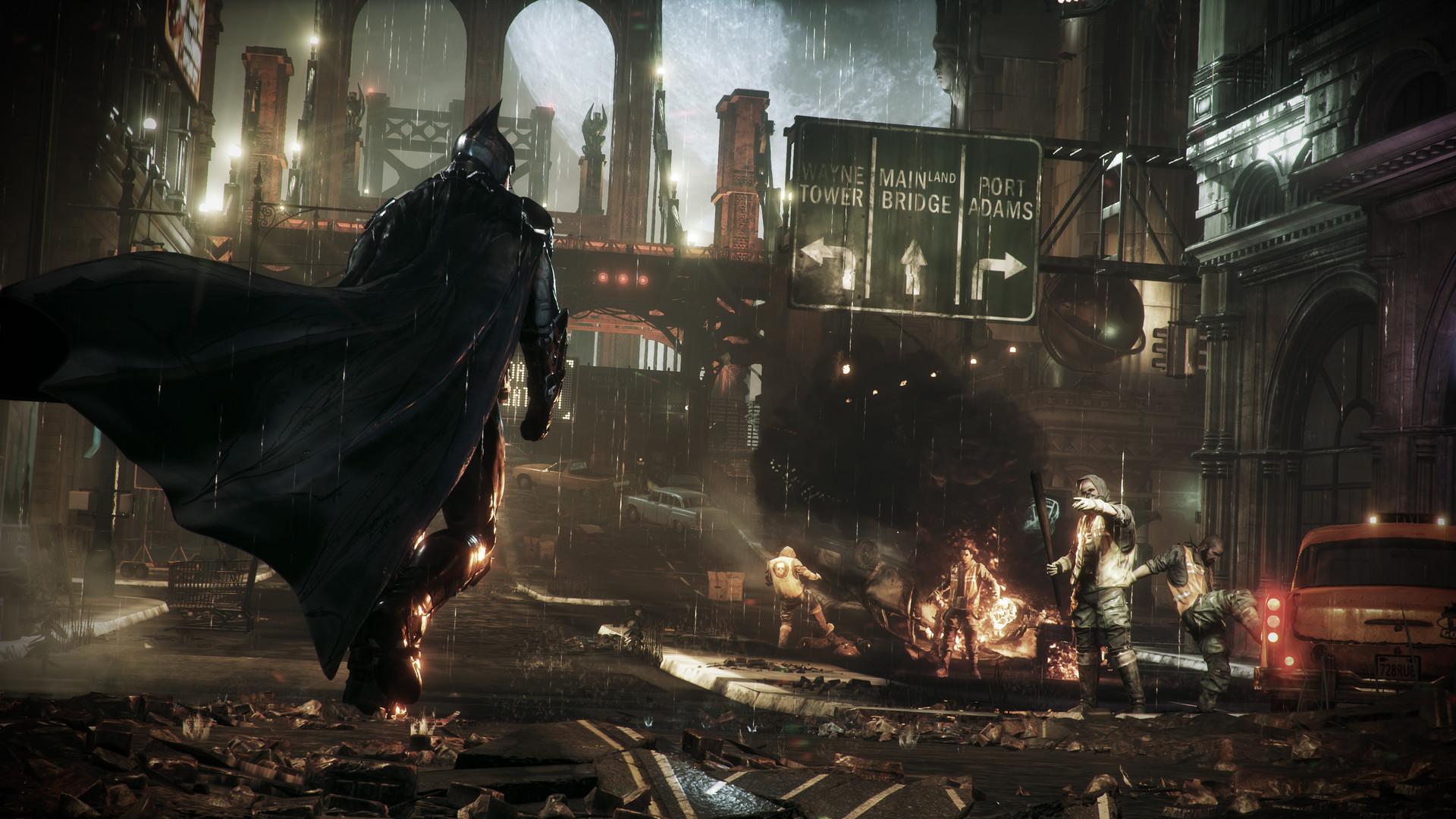 Batman  Batman Series  28d3952837