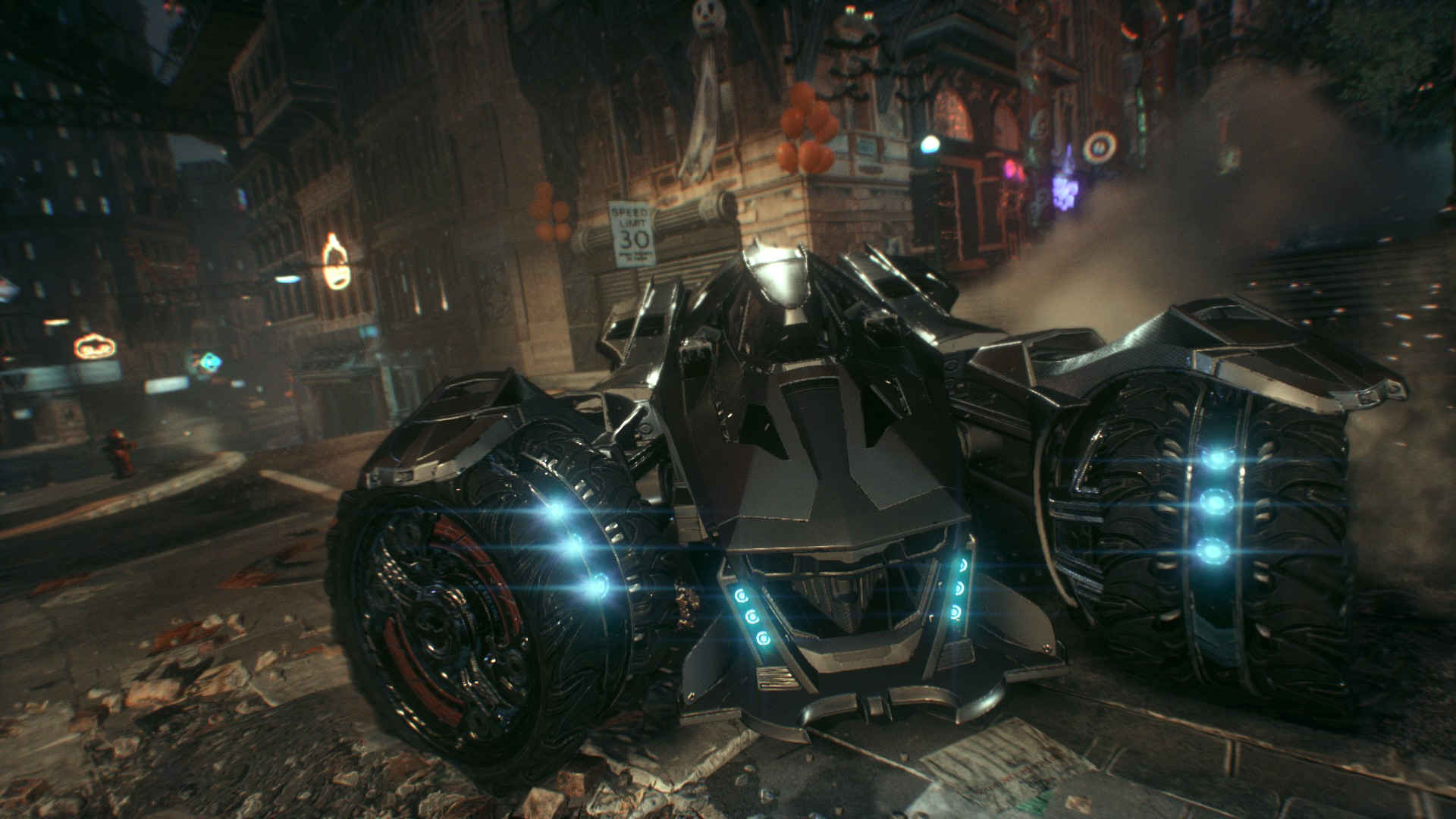Batman Arkham Knight Review Not The Hero That Gotham Deserves