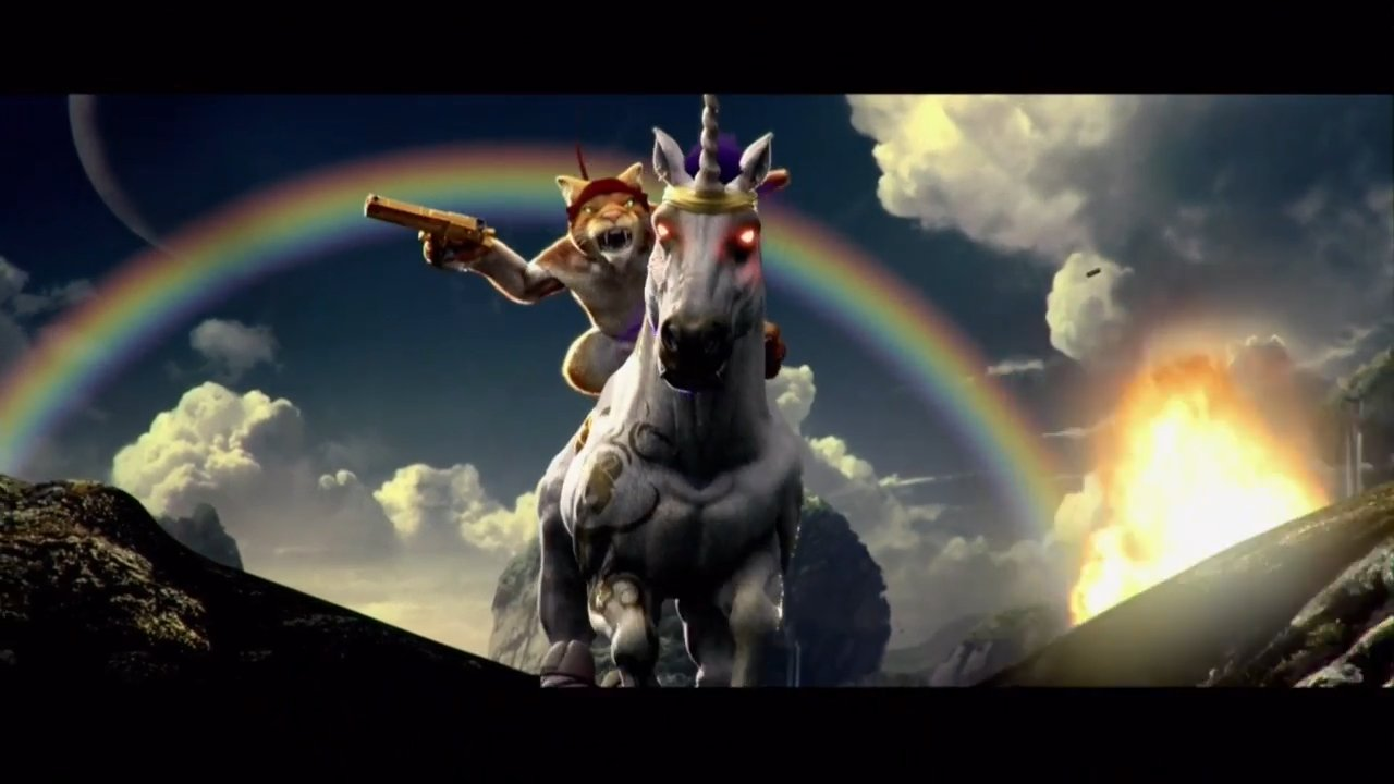 Trials fusion awesome level max trailer rides its trusty - Trial fusion unicorn ...