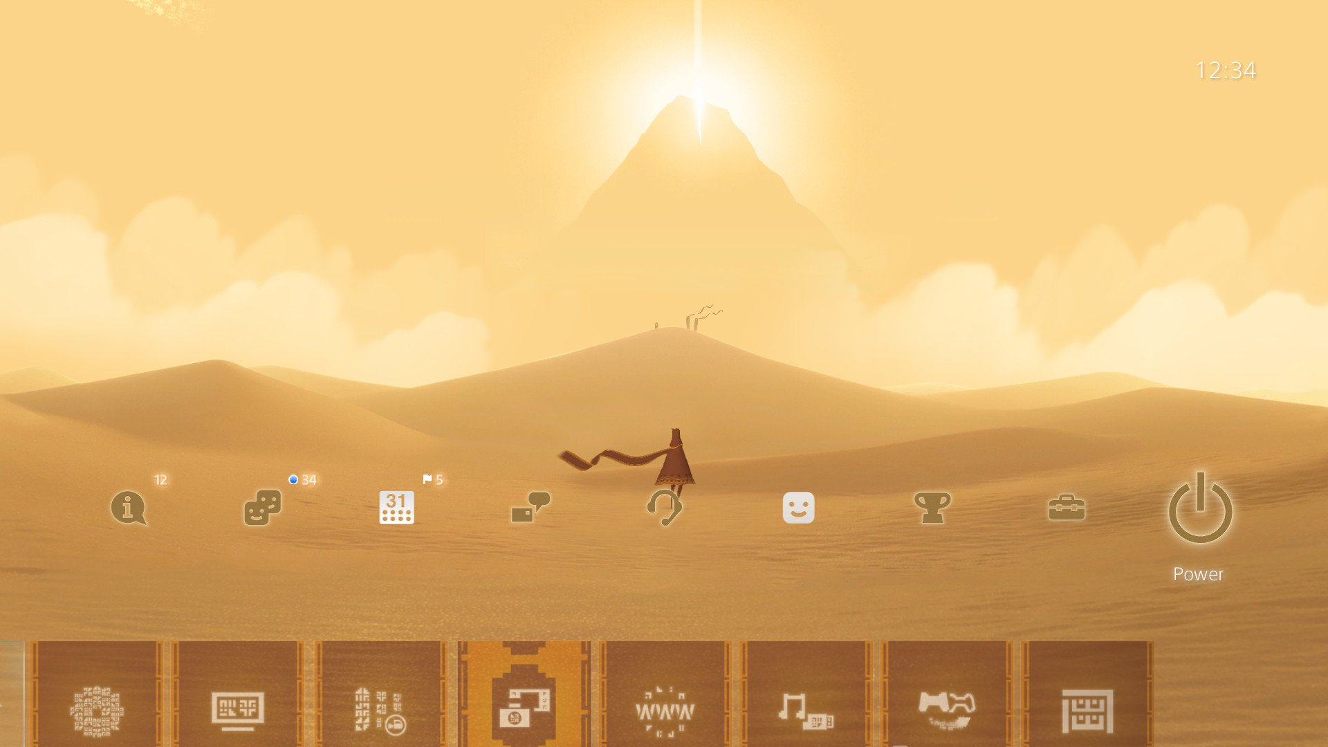 Journey S Ps4 Promotional Image May Have Outed A New