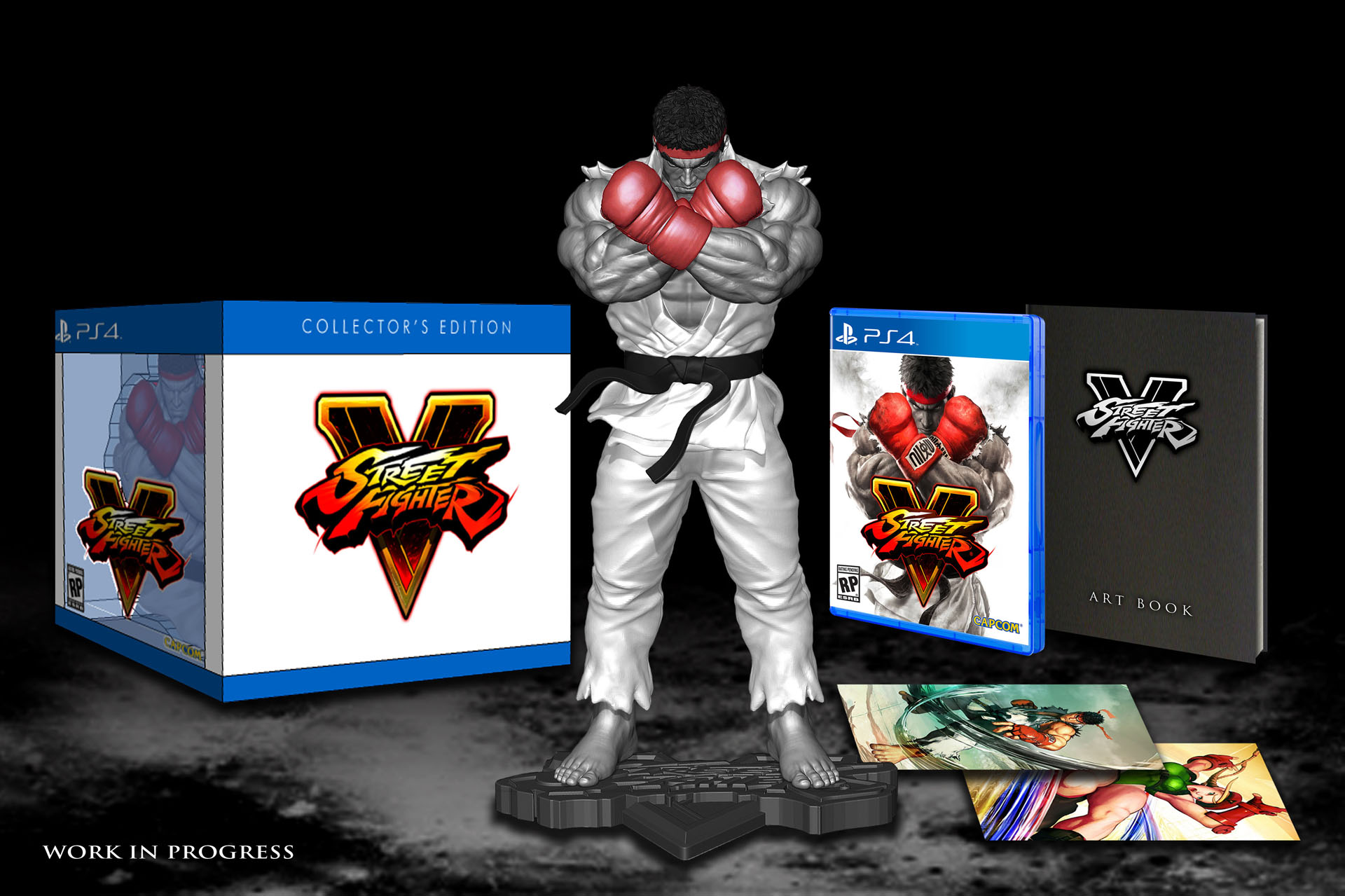 Street Fighter 5 Collector S Edition Retailer Exclusive Pre Order Costumes Revealed Shacknews