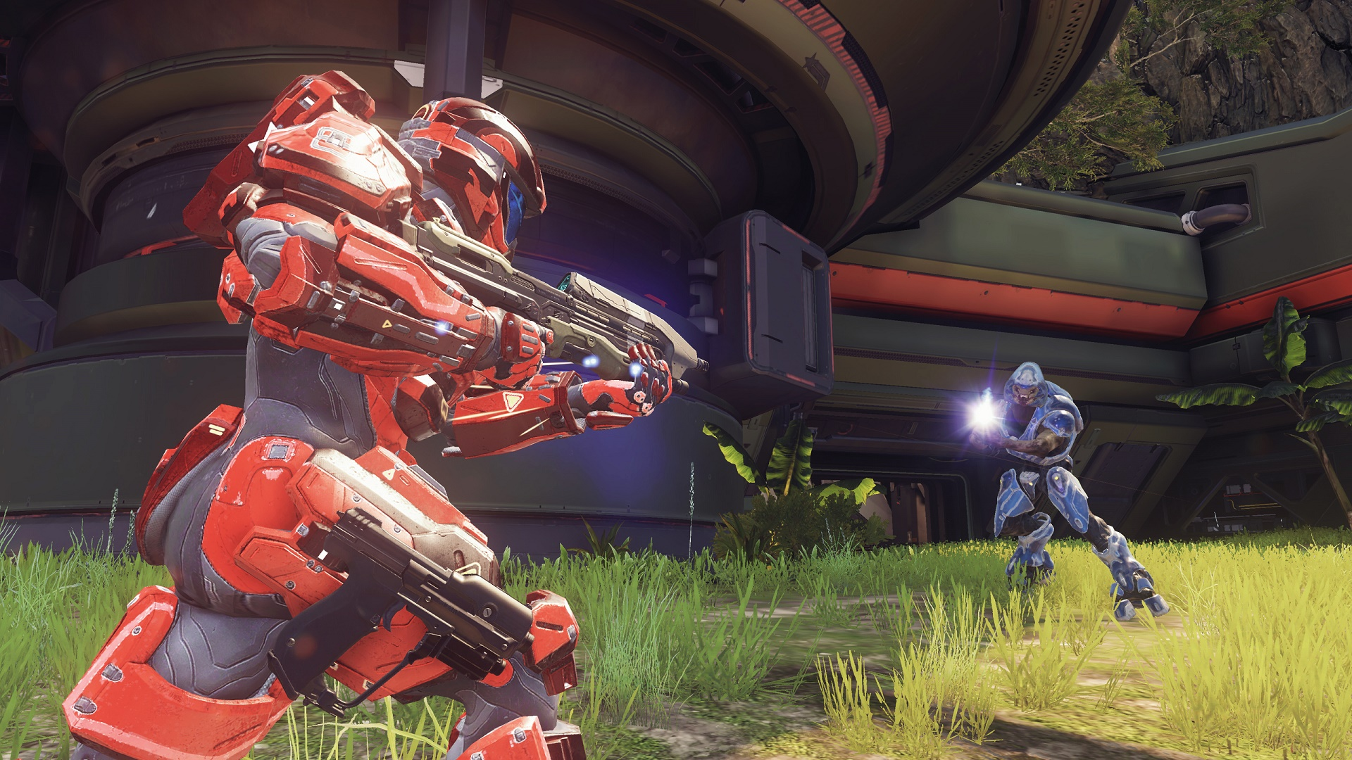 Gaming Nation: Halo 5: Guardians Warzone multiplayer preview